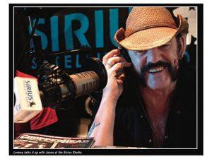 Jason Ellis & Lemmy on Sirius